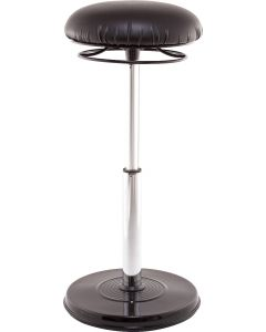 "Adjustable Motion Stool 21½""-32""H"