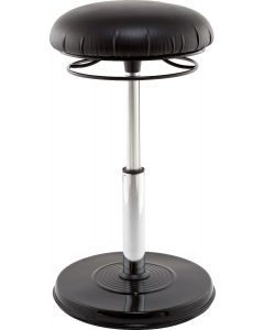 Adjustable Motion Stool 18½″-26¾″H