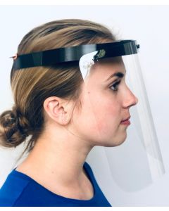 Universal Face Shields & Headbands