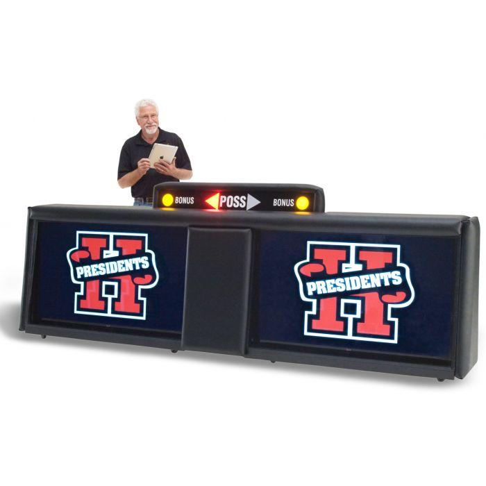 Sportsvision Digital Scorers Tables